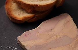Foie gras canoie entier Mi-cuit