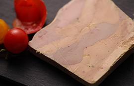 Foie gras canoie entier Conserve