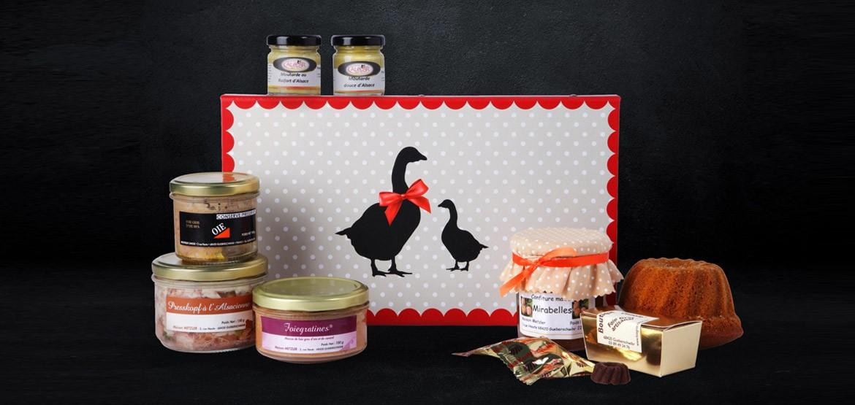 Une sélection de nos produits pour des cadeaux raffinés et originaux