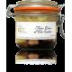 Foie Gras d'Oie aux figues confites au Pinot Noir et au pain d'épices