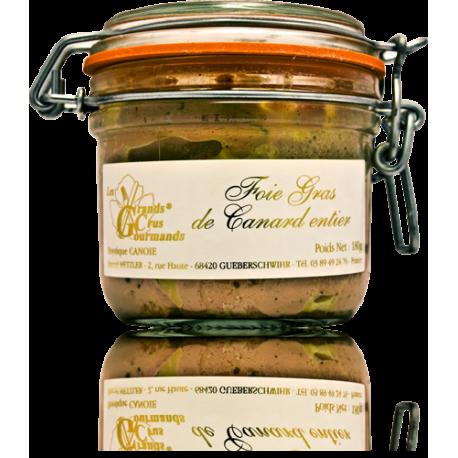 Foie Gras de Canard entier Grand Cru