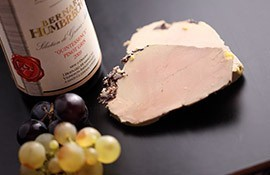 Foie gras d'oie entier mi-cuit
