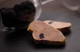 Foie gras d'oie entier conserve