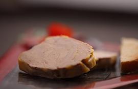Foie gras de canard entier Conserve